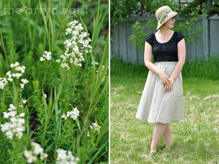 photo shoots with friends, the artyologist, wildflowers-and-nicole