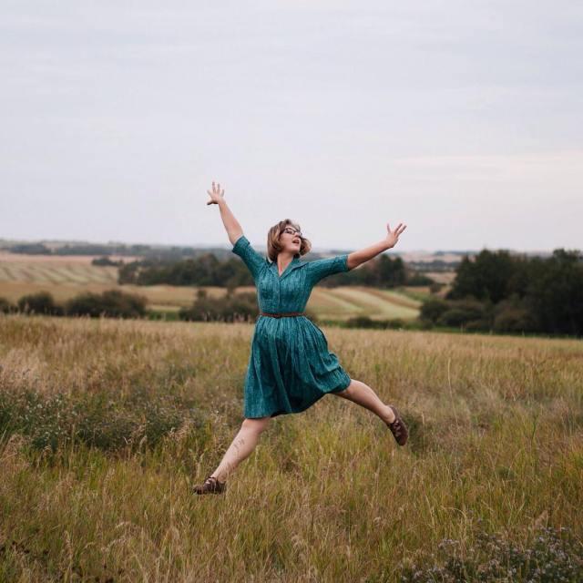Why I am I jumping for joy? Because I finallyhellip