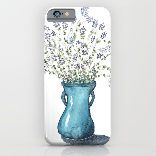 Alfalfa Bouquet, Phone Case