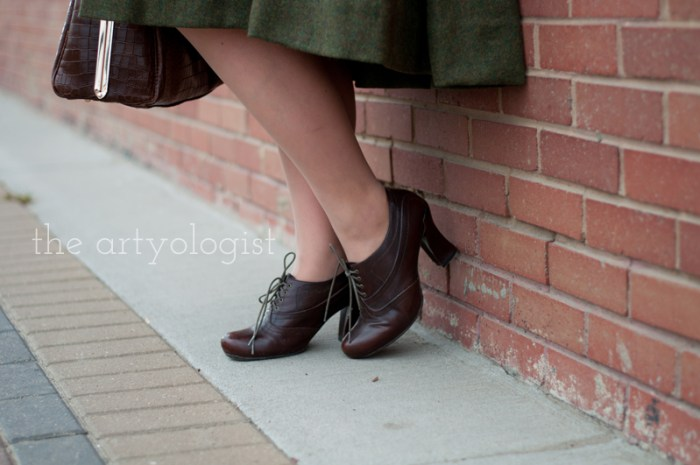 city slicker, the artyologist, vintage style shoes