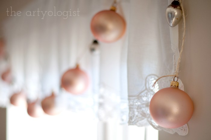 ornaments-over-window-closeup, the artyologist