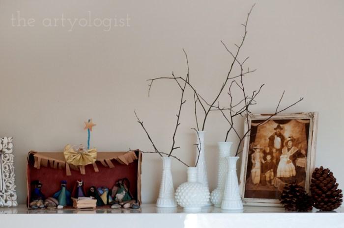 top-of-bookshelf, the artyologist