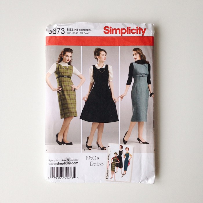 2018 Make Nine, Simplicity 3673, the artyologist