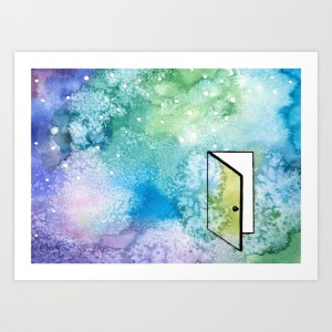 Discovery, Giclee Print