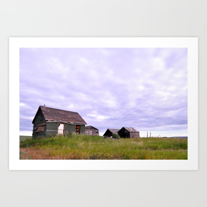 The Homestead, Giclee Print