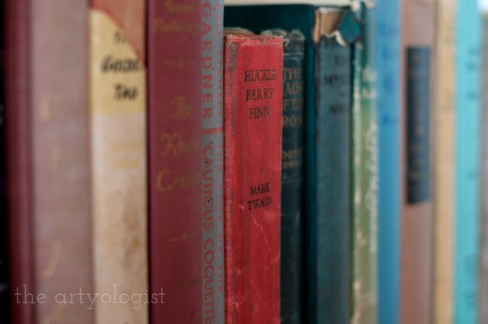 Swedish Stockings Review, the artyologist, vintage books