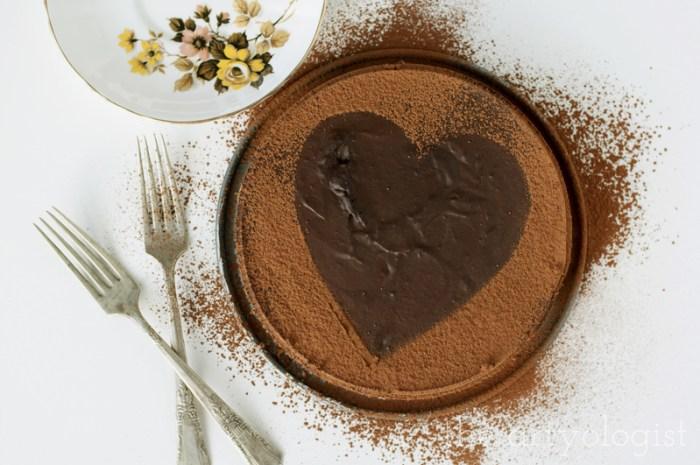 valentine's day cake, the artyologist