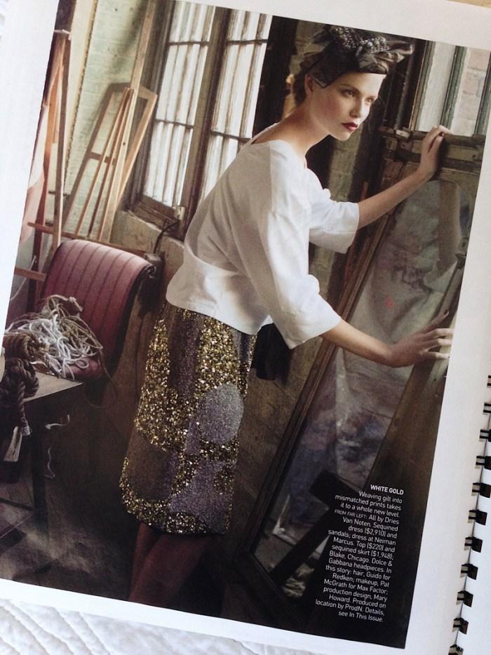 fashion scrapbook 11, the artyologist