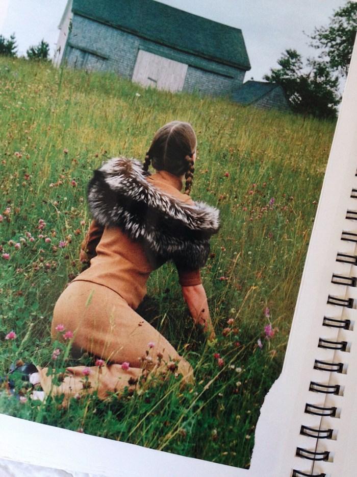 fashion scrapbook 10, the artyologist