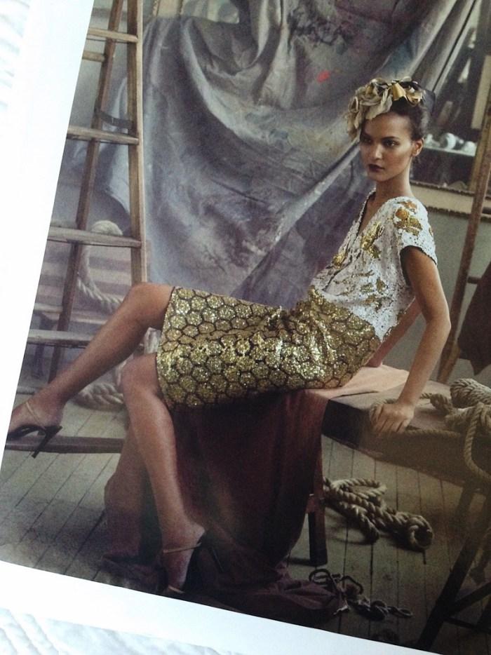 fashion scrapbook 7, the artyologist