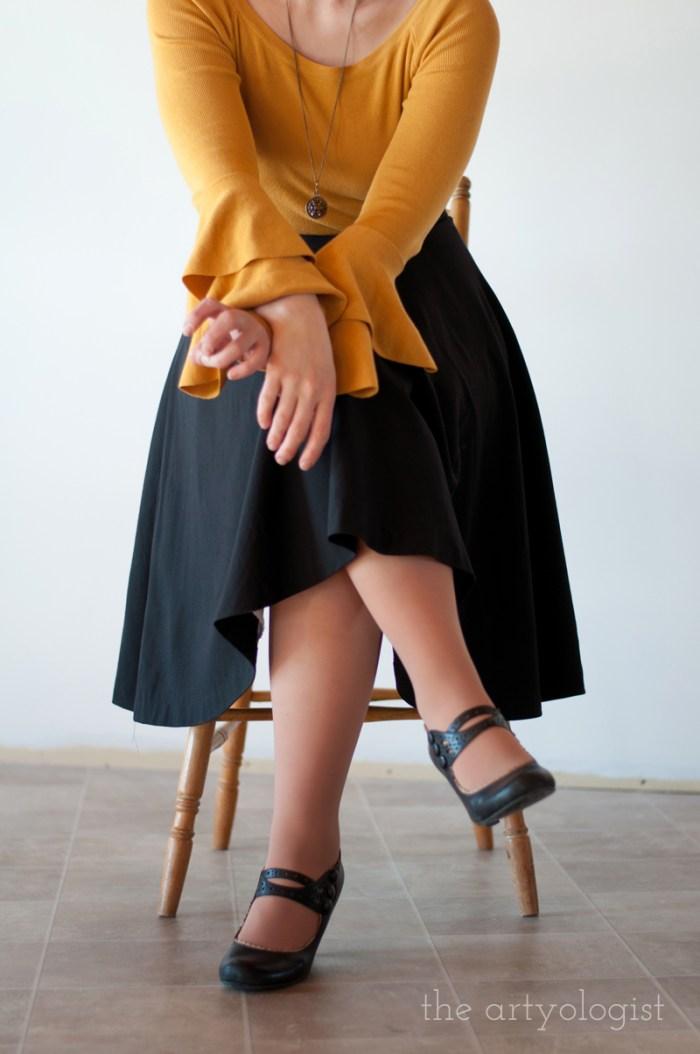 mustard sweater 7