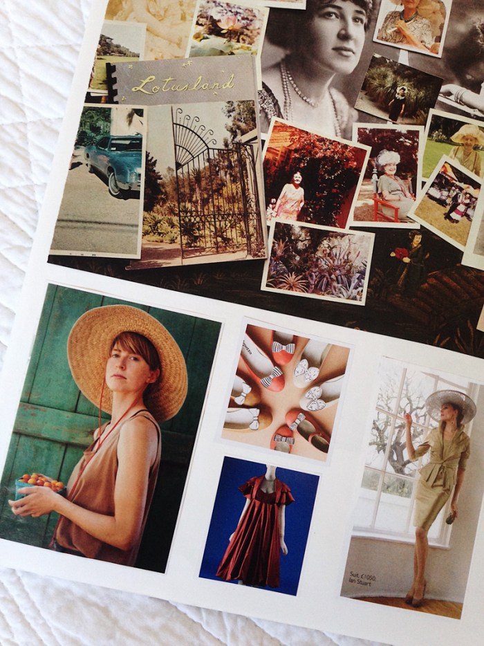 fashion scrapbook 3, the artyologist