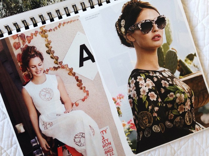fashion scrapbook 6, the artyologist