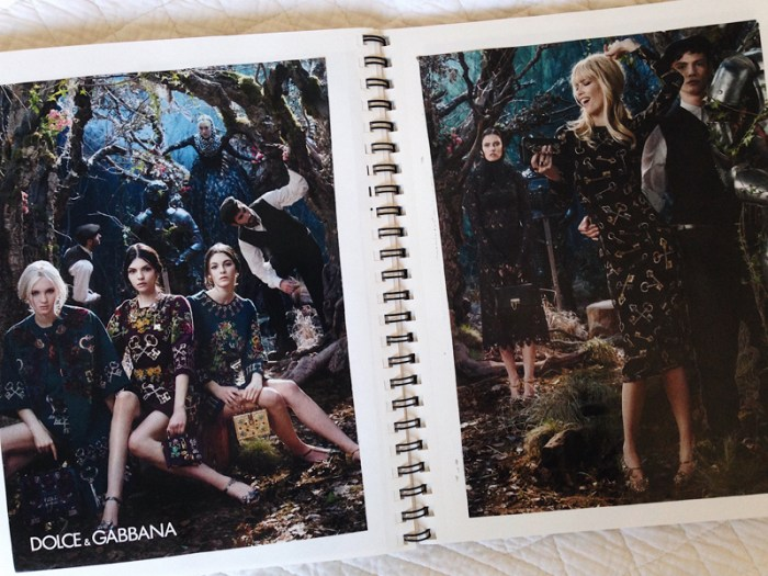 fashion scrapbook 2, the artyologist
