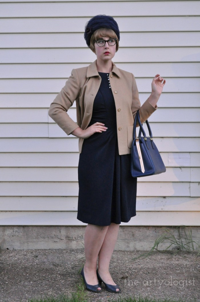1960's inspired outfit