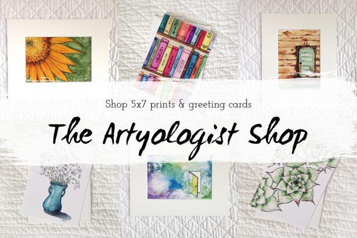 the artyologist art shop