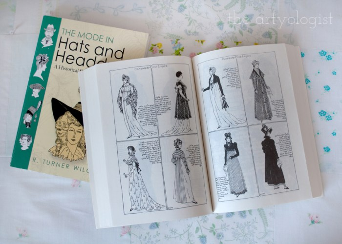 illustrations from the mode in costume book