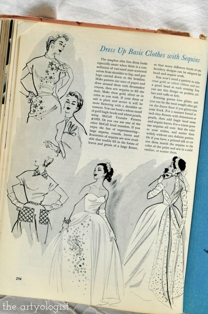 dress accessories illustrations