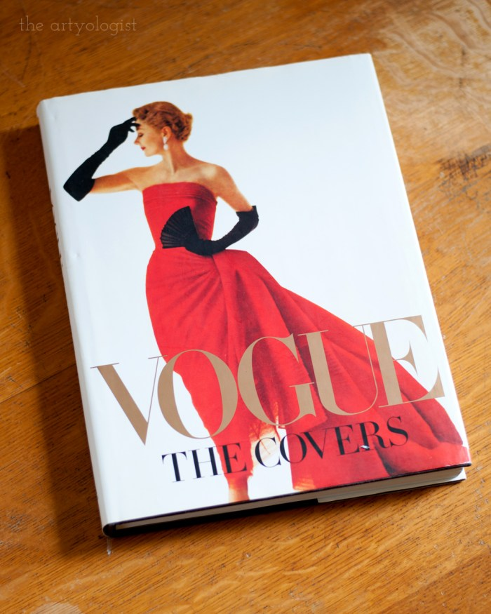 Vogue: The Covers book