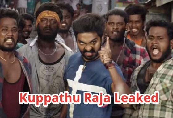 Kuppathu Raja Download Leaked