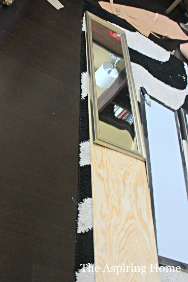 mirror-screen-how-to-divider-plywood-over-the-door