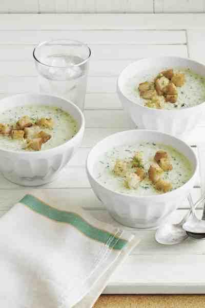 Weekend Menu: Cold Soups Roundup