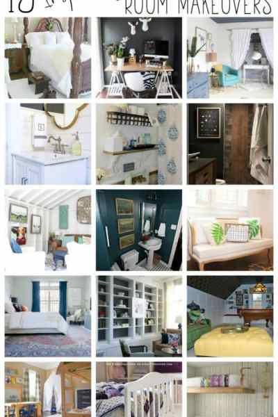 Wednesday blog hop – One Room Challenge Spaces