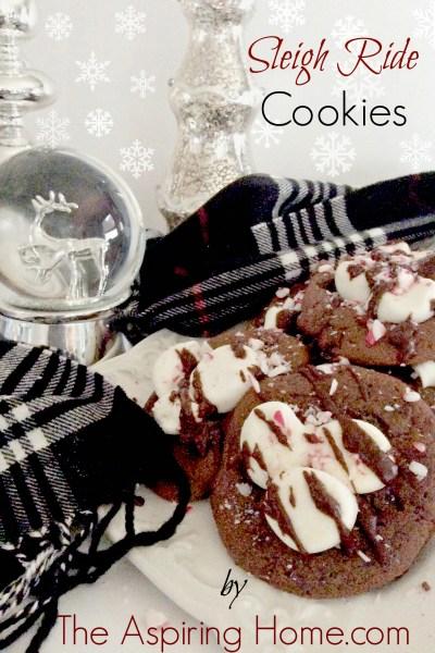 Sleigh Ride Christmas Cookies!