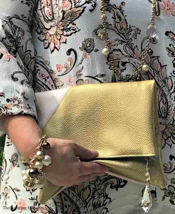 Sew a DIY Purse The Aspiring Home