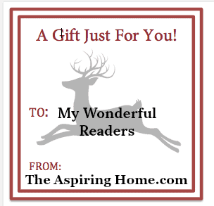 Simple Ways to Decorate a Gift Plus Free Printable Christmas Gift Tags