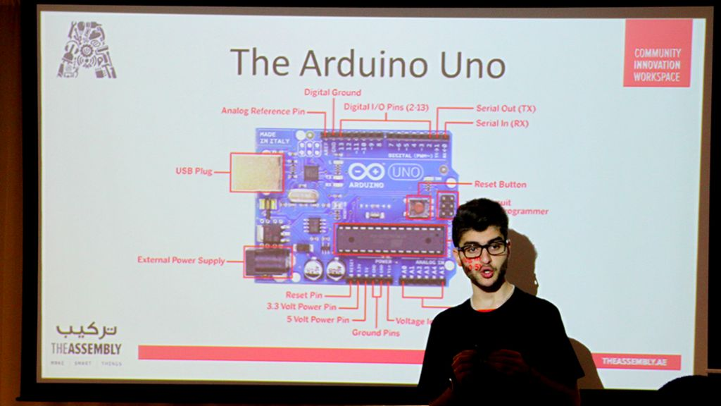 Workshop – Programming on Arduino – Sep 05, 2015