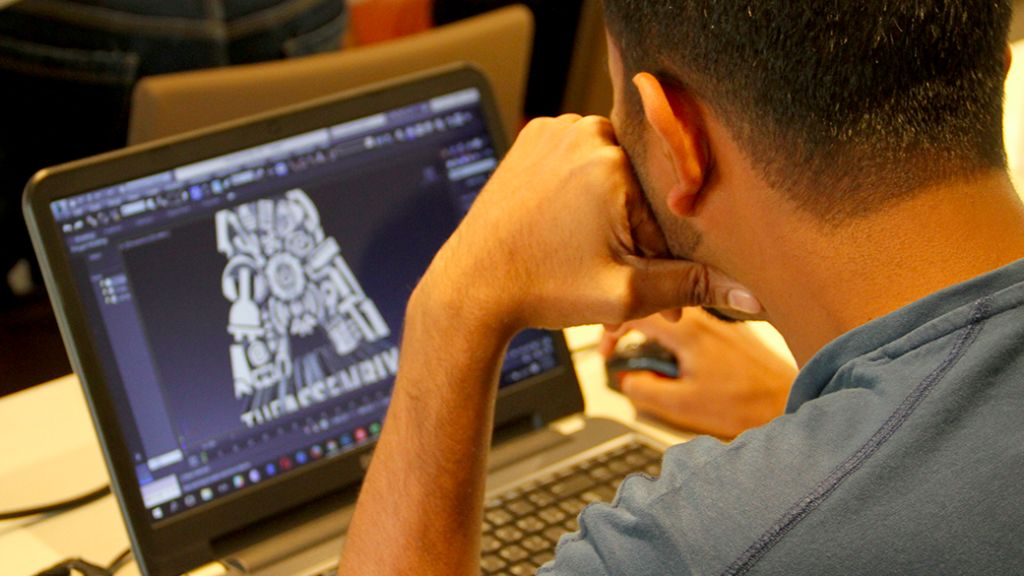 Workshop – Introduction to 3D – Nov 07, 2015