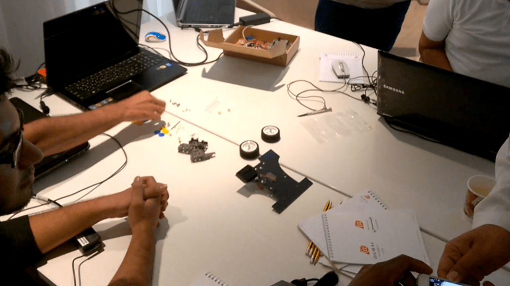 Workshop – Obstacle Avoidance – Sep 19, 2015