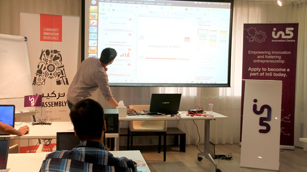 Workshop – Introduction to Robot OS – Jan 30, 2016