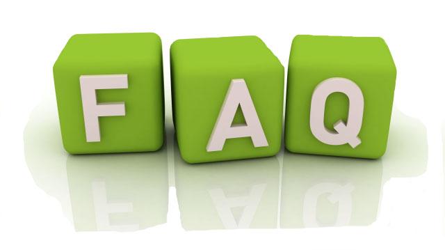FAQ Small