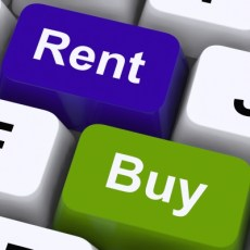 Is it better to buy a home or rent?