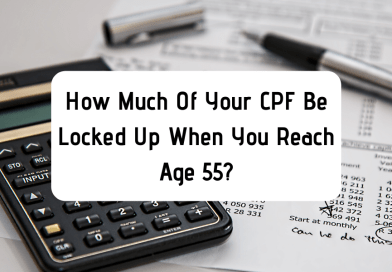 How Much Of Your CPF Be Locked Up When You Reach Age55?