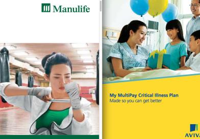 AVIVA My Multipay CI (MPCI) vs Manulife Ready CompleteCare (RCC) Critical illness plan