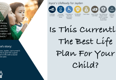 Best Whole Life Plan For Child – Is it Manulife LifeReady?