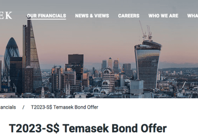 Temasek Bond (T2023-S$) vs Astrea Bond vs SIA retail Bond – Which To Look At!