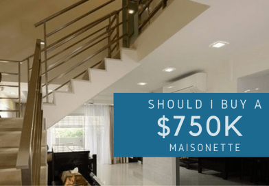 Should I Buy A $750K HDB Maisonette (Real Tips For Any New Home Owner!)