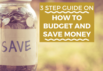 How To Save Money In 3 Simple Steps! (2 Real Case Studies Added)