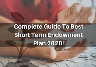 Complete Guide To Best Short Term Endowment Plan 2020!