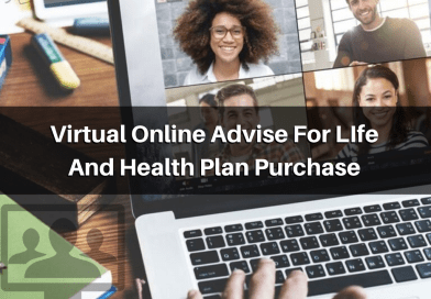 Virtual Online Purchase Of Insurance With Zoom Meetings (Life and Health Plans Non face to face)