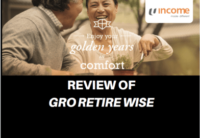 GRO RETIRE WISE NTUC INCOME (Previously SAIL SP) – With Case Study!