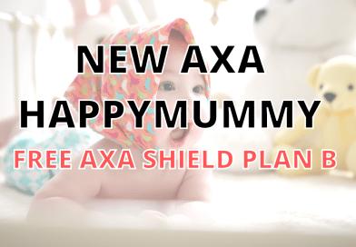 AXA HappyMummy | NEW Pregnancy Insurance Plan 2021!