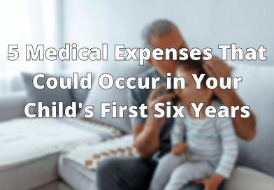 5 Medical Expenses That Could Occur In Your Child's First Six Years