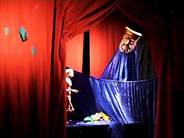 theater en miniature. Ellen Heese & Andrej Garin. Эллен Геезе и Андрей Гарин. театр в миниатюре. Кукольный театр из Гайдельберг - Лаймен. Андрей Н. Жуков * Ури Гарин