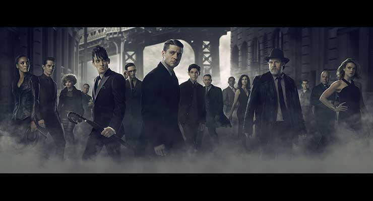 Gotham: The Complete Second Season (TheaterByte Blu-ray Review)