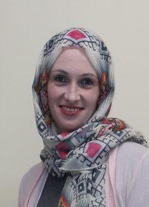 Teammitglied Johanna Khalifa